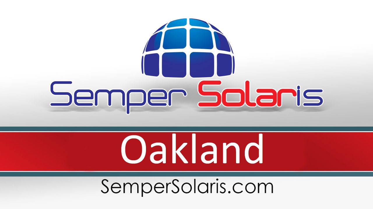 Solar Company In San Francisco