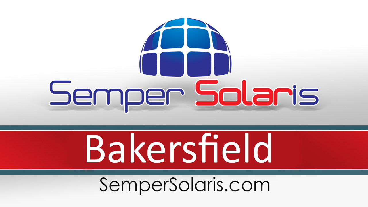 Solar  Panel Installation In Bakersfield