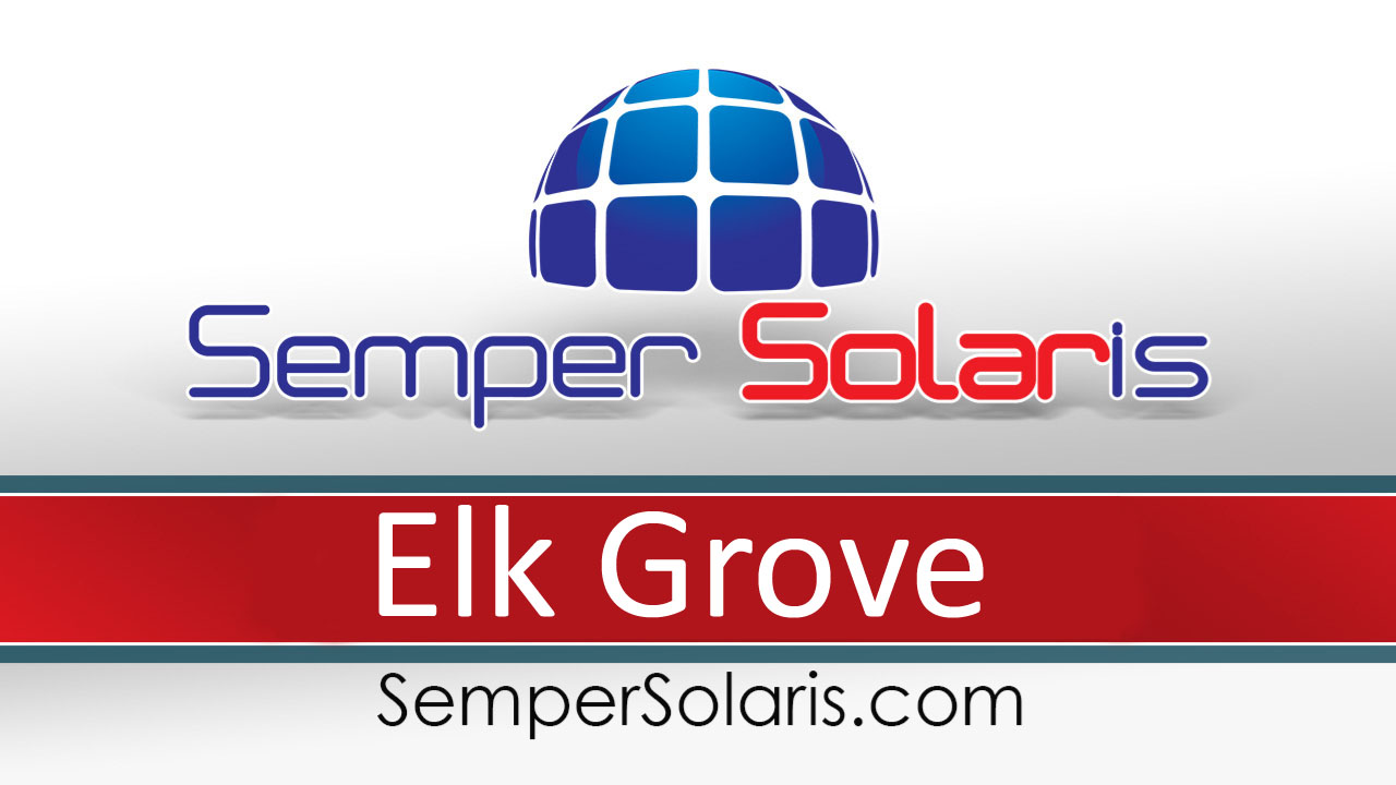 Solar  Panel Installation  Elk Grove