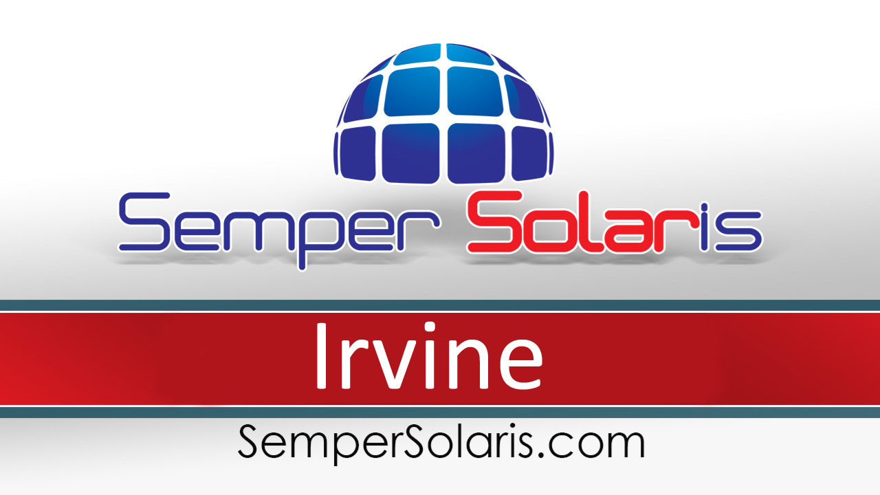 Top  Solar Power Company Irvine