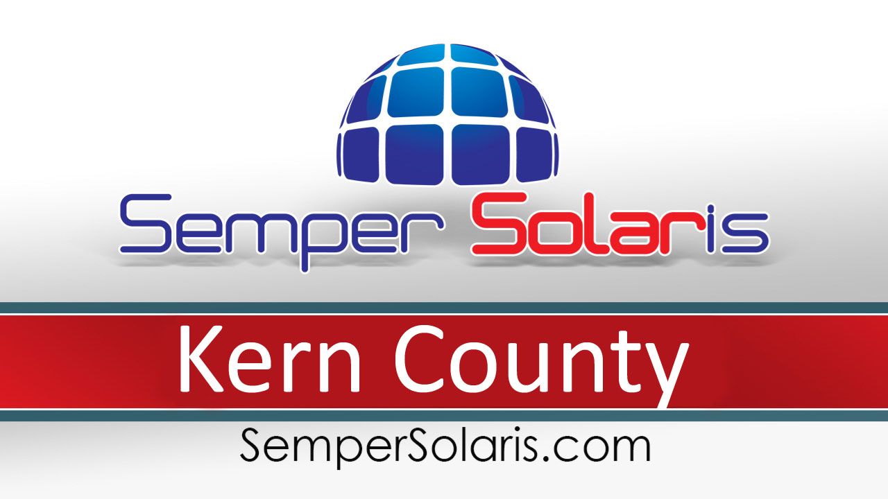 Best Solar Panels Install Contractor Kern County Ca