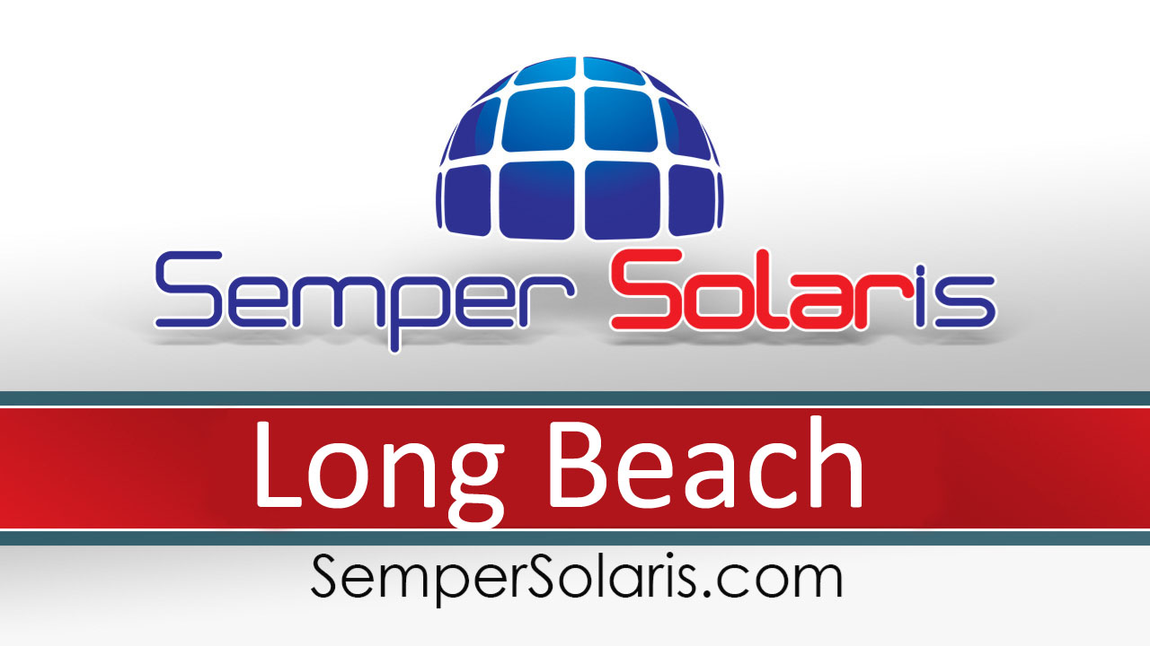 Best Solar  Installers Contractors Long Beach Ca