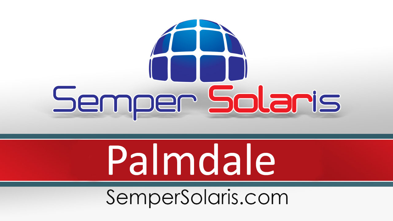 Best  Solar Provider Companies Palmdale