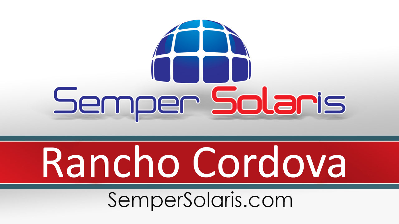 Best  Solar Power Company Rancho Cordova In