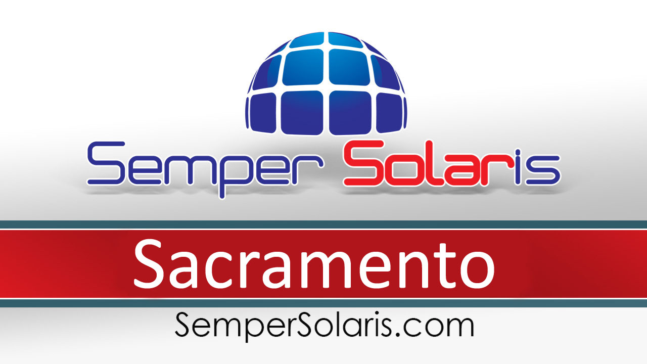 Best Solar Energy Installation Systems Sacramento Ca