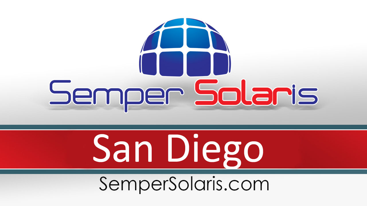 Solar  Panel Installation Contractor San Diego