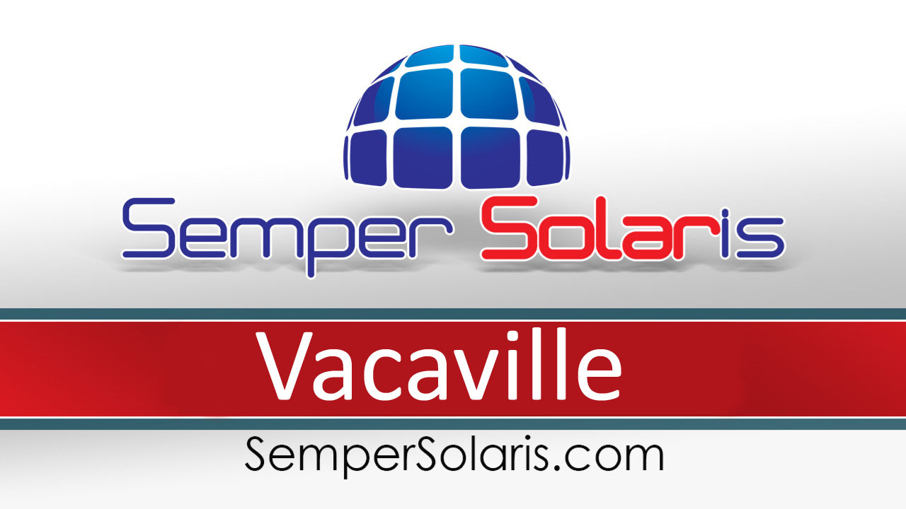Local  Solar Power  Vacaville