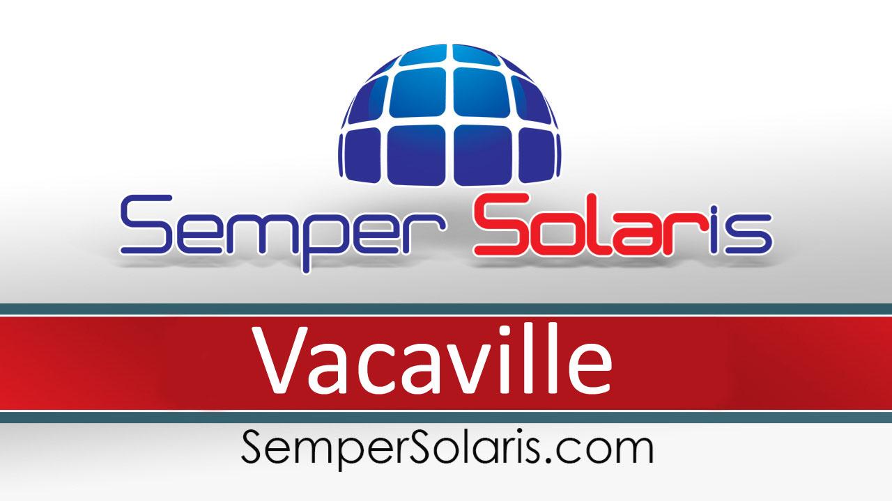 Best Solar  Installers Pro Vacaville Ca